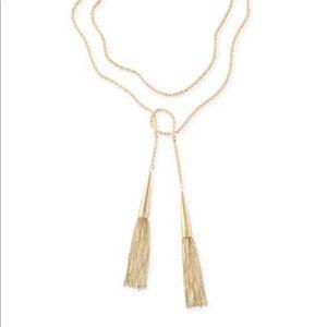 Kendra Scott Gold Phara Necklace